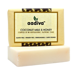 Coconut Milk & Honey Sulfate Free Soap