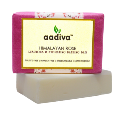 Himalayan Rose Sulfate Free Soap