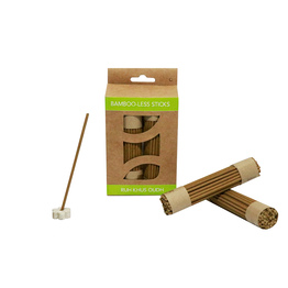 Ruh Khus Oudh Bamboo-Less incense sticks