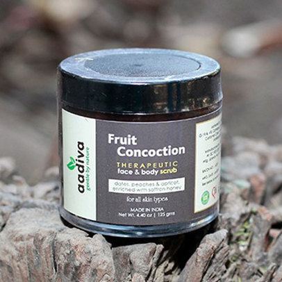 Fruit Concoction Face and Body Scrub