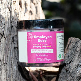 Himalayan Rose Clay Mask