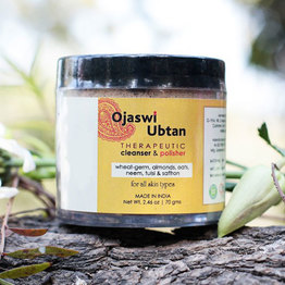 Ojaswi Ubtan Cleanser and Polisher
